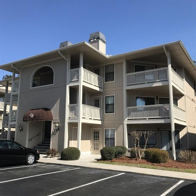 Little River Condo/Townhouse Active-Pend. Cntgt. On Financi: 4226 Pinehurst Circle #J8