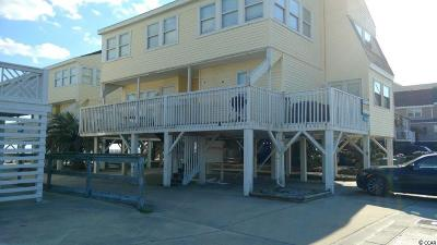 North Myrtle Beach Single Family Home For Sale: 2706 N Ocean Blvd
