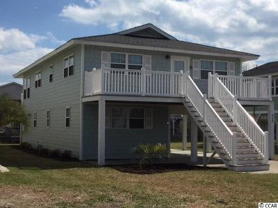 North Myrtle Beach Single Family Home For Sale: 408 34th Ave N