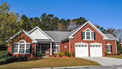 Murrells Inlet Single Family Home Active-Pending Sale - Cash Ter: 113 Keswick Ct