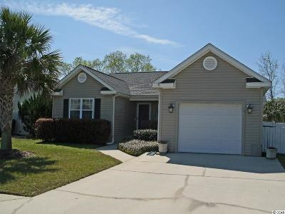 Murrells Inlet Single Family Home For Sale: 9621 Sullivan Drive