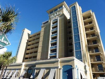 Georgetown County, Horry County Condo/Townhouse For Sale: 1200 N Ocean Blvd #908