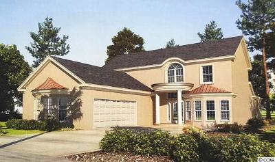 Pawleys Island Single Family Home For Sale: Tbb2 Tanglewood Drive