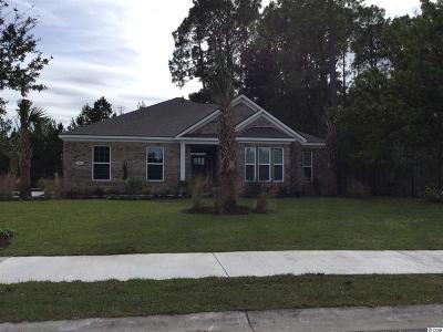 Conway Single Family Home For Sale: 1103 Wigeon Drive