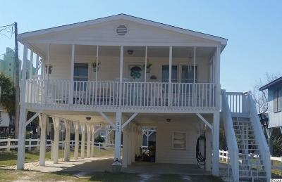 North Myrtle Beach Single Family Home Active-Pend. Contingent Contra: 205 N 56th Avenue