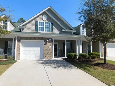 Murrells Inlet Condo/Townhouse For Sale: 783 Painted Bunting Drive #C