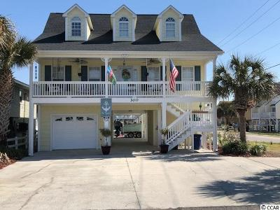North Myrtle Beach Single Family Home For Sale: 300 54th Ave N