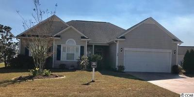 Murrells Inlet Single Family Home For Sale: 29 Bear Creek Loop