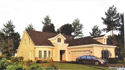 Pawleys Island Single Family Home For Sale: Tbb7 Tanglewood Drive