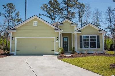 Murrells Inlet Single Family Home For Sale: 17 Cyclamen Court