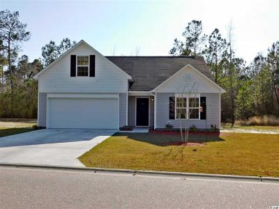 Loris Single Family Home For Sale: 146 Winding Path