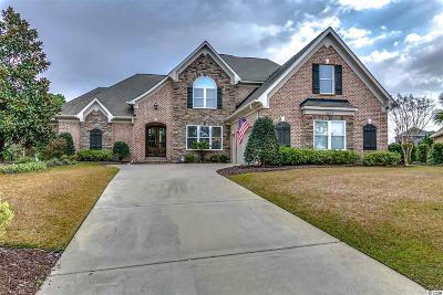 Myrtle Beach Single Family Home Active W/Kickout Clause: 8658 Windsong Ct