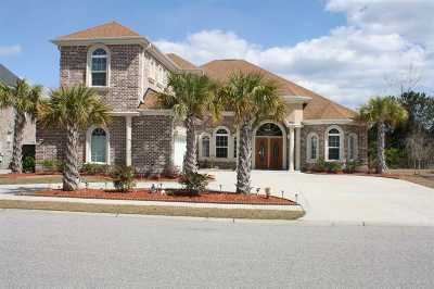 Myrtle Beach Single Family Home For Sale: 8530 Juxa Drive