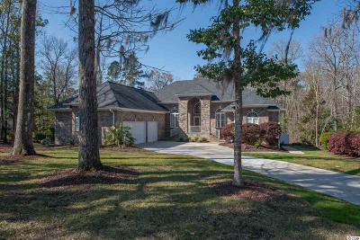 Murrells Inlet Single Family Home Active-Pend. Cntgt. On Financi: 409 Windover Court