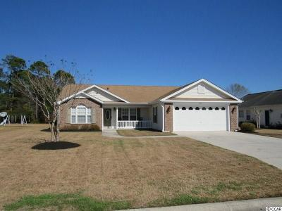 Conway Single Family Home For Sale: 1314 Gailard Dr