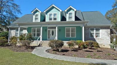 Pawleys Island SC Single Family Home Sold: $382,000