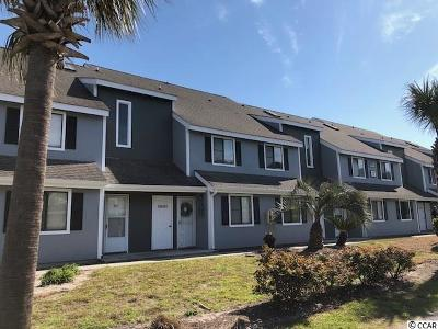 Surfside Beach Condo/Townhouse For Sale: 1890 Colony Drive #17Q