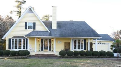 North Myrtle Beach Single Family Home For Sale: 2405 Royal Oak Circle
