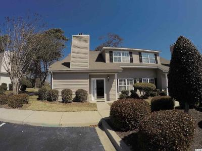 North Myrtle Beach Condo/Townhouse For Sale: 503 20th Ave N #55A