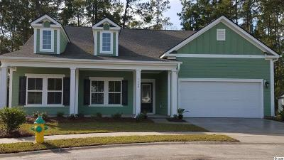 Myrtle Beach Single Family Home Active-Pend. Cntgt. On Financi: 1662 Claremont Ct