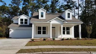 Myrtle Beach Single Family Home For Sale: 1802 Barrister Ln