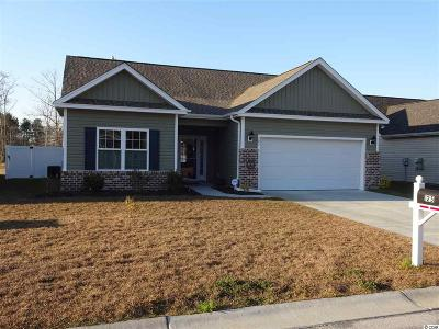 Conway SC Single Family Home For Sale: $170,500
