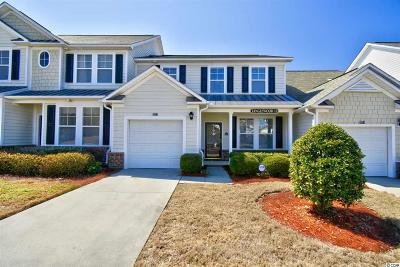 North Myrtle Beach Condo/Townhouse For Sale: 6095 Catalina Drive #1013