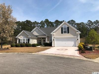 Murrells Inlet Single Family Home For Sale: 1016 Knightbridge Ct
