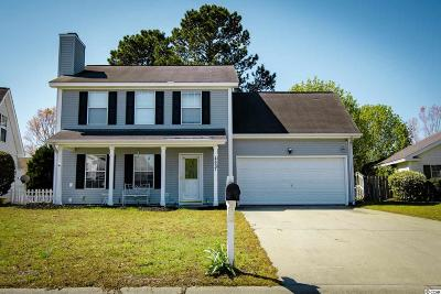 Myrtle Beach SC Single Family Home For Sale: $189,900
