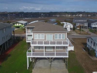 Garden City Beach Multi Family Home Active-Pend. Cntgt. On Financi: 237 S Dogwood Drive