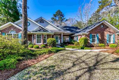 Pawleys Island Single Family Home Active-Pending Sale - Cash Ter: 167 Congressional Dr.