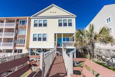 Surfside Beach Single Family Home For Sale: 1415 S Ocean Blvd