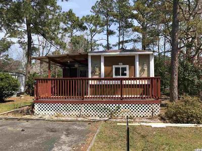 Garden City Beach Single Family Home Active-Pending Sale - Cash Ter: 157 Offshore Dr.