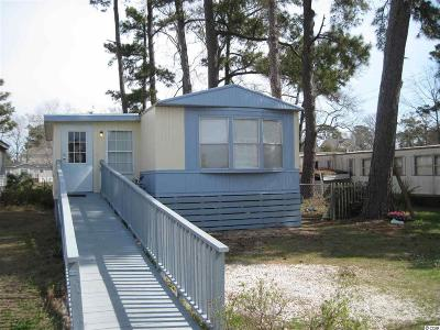 Garden City Beach Single Family Home Active-Pending Sale - Cash Ter: 412 Seabreeze Drive