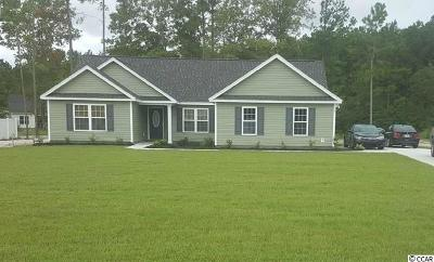 Georgetown Single Family Home Active-Pending Sale - Cash Ter: Tbd Lot 19 Rolling Oak Drive