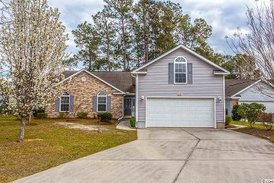 Myrtle Beach Single Family Home For Sale: 6883 King Arthur Dr.