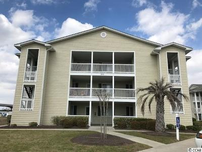 North Myrtle Beach Condo/Townhouse For Sale: 203-G Landing Road #G