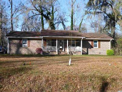 Conway Single Family Home For Sale: 1043 Academy Dr