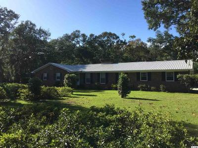 Surfside Beach Single Family Home For Sale: 511 N 13th Ave