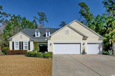 Murrells Inlet Single Family Home For Sale: 11 Grovecrest Dr
