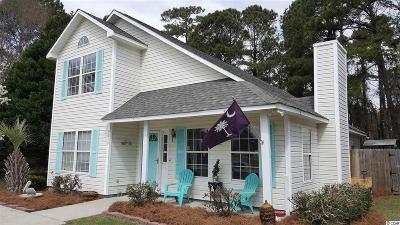 Murrells Inlet Single Family Home For Sale: 9630 Kings Grant Drive