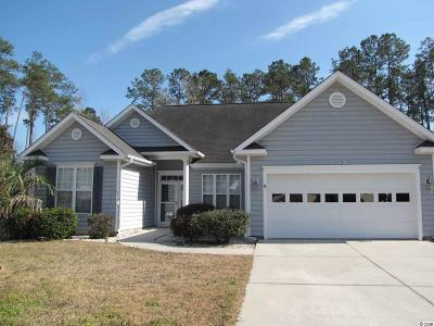 Conway Single Family Home For Sale: 1043 Rudder Court