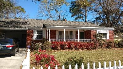 Georgetown Single Family Home For Sale: 704 Rosemary Street