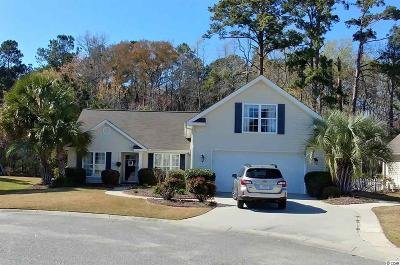 Murrells Inlet Single Family Home For Sale: 457 Westham Drive