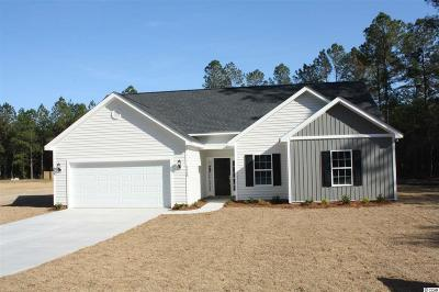 Conway Single Family Home For Sale: 5368 Bear Bluff Drive