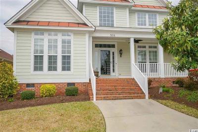 North Myrtle Beach Single Family Home For Sale: 504 Sea Vista Lane