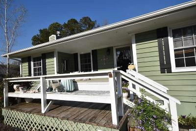 Pawleys Island Single Family Home For Sale: 3701 Kings River Rd