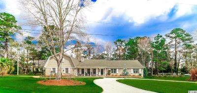 Murrells Inlet Single Family Home For Sale: 3379 Collins Creek Drive