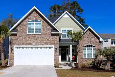 North Myrtle Beach Single Family Home For Sale: 1621 Eastover Lane