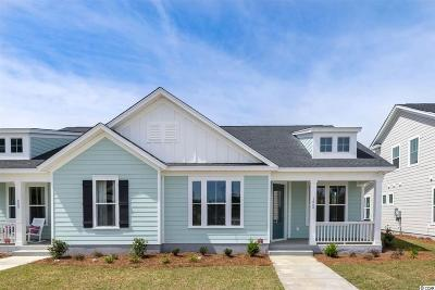 Murrells Inlet Condo/Townhouse For Sale: 1068 Longwood Bluffs Circle #Lot 66